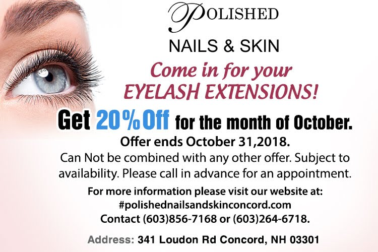 Polished Nails Skin Nail Salon In Concord Nh 03301