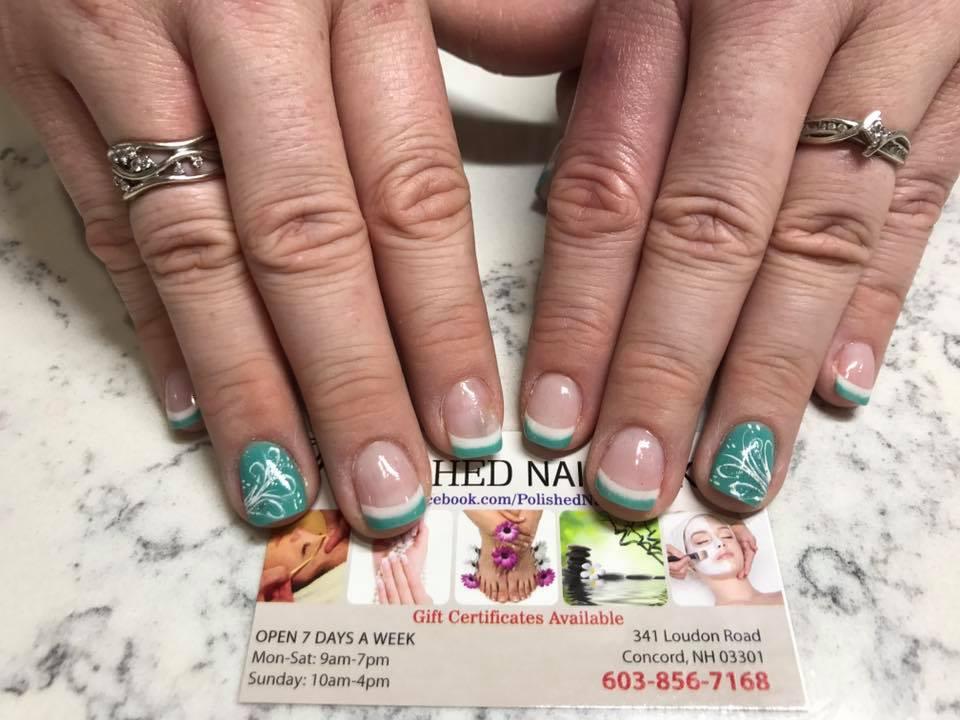 Polished Nails & Skin